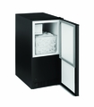 ADA15IMB-00 U-Line ADA Height Compliant Ice Maker - Field Reversible - Black