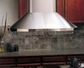 IS102 Series Best Chimney Style Island Hood