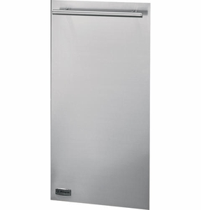 "ZCGS150RSS GE Monogram� 15"" Built-In Compactor - Stainless Steel"