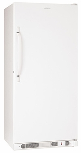 FFU21M7HW Frigidaire 20.7 cu. ft. Manual Defrost Upright Freezer - White