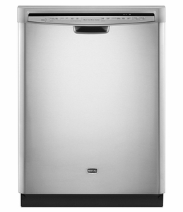 MDB7749SBM Maytag JetClean Plus Dishwasher with Stainless Steel Tub Interior - Monochromatic Stainless Steel