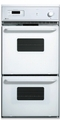 CWE5800ACE Maytag 24 in. Electric Double Wall Oven with Electronic Controls - White