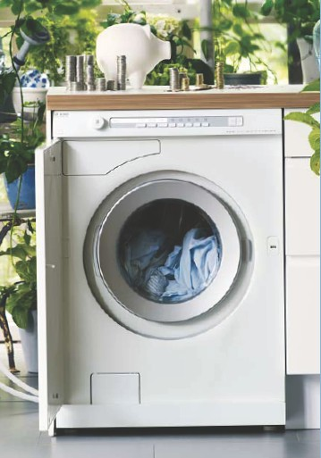 W6884WECO Asko Front Load Eco Washer - White
