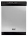 "FGHD2455LF Frigidaire Gallery 24"" Built-In Dishwasher - Stainless Steel"