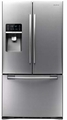 RFG297HDRS Samsung 29 Cu. Ft. French Door Refrigerator with Dispenser + Cool Select Pantry - Stainless Steel