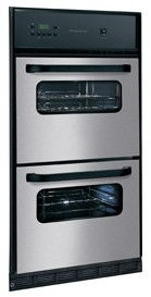 "FGB24T3EC Frigidaire 24"" Single Gas Oven with Lower Broiler - Stainless Steel"