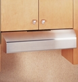 "JV536HSS GE Profile 30"" High Performance Under Cabinet Hood - Stainless Steel"
