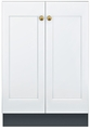 DWHD651JPR Thermador Panel Ready Star-Sapphire 24 inch 6 Programs and 5 options - Custom Panel