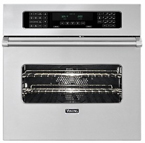 "VESO5302TSS Viking Professional Series 30"" Single Custom Electric Touch Control Premiere Oven - Stainless Steel"