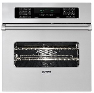 "VESO5302T Viking Professional Series 30"" Single Custom Electric Touch Control Premiere Oven - Stainless Steel"