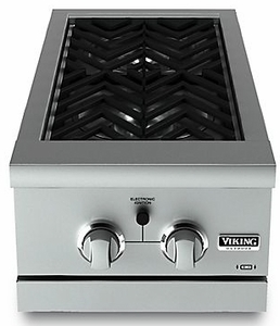 "VGSB5152NSS Viking Outdoor 15"" Wide Double Side Burners - Natural Gas - Stainless Steel"