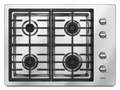 "MGC7430WS Maytag 30"" Gas Cooktop - Stainless Steel"