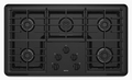 "MGC7536WB Maytag 36"" Gas Cooktop - Black"