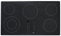 "ETT3652BG Dacor Renaissance 36"" Electric Touch Top 5 Element Cooktop - Black Graphite"