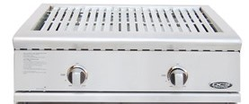 """BFG-30G-N DCS 30"""" Liberty All Outdoor Grill - Natural Gas - Stainless Steel"""