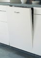 D5534XLFI Asko Hidden Control Fully Integrated Dishwasher with LED/LCD Display - ADA Compliant - Custom Panel