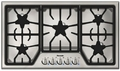 "SGS365FS Thermador 36"" Masterpiece Gas Cooktop with 5 Star Burners - Stainless Steel"