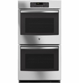 "JK3500SFSS GE 27"" Built-In Double Wall Oven - Stainless Steel"