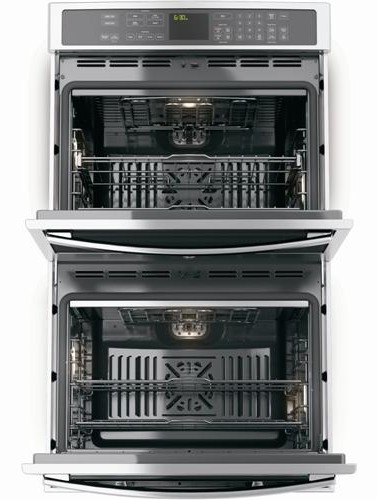 Pt9550sfss ge profile series 30 built in double convection wall oven