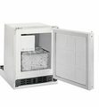 SP18WH-03 U-Line Marine Ice Maker - 110 Volt - White