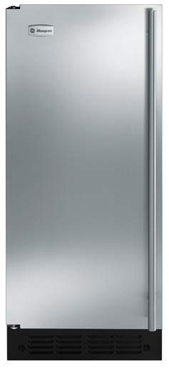 ZDIS150WSS GE Monogram High Production, Large Cap. Auto. Icemaker - Stainless Steel