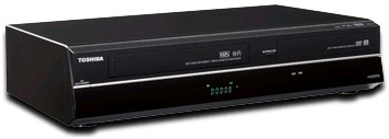 DVR620 Toshiba DVD Recorder / VCR Combo with 1080p Upconversion