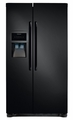 FFHS2313LE Frigidaire 22.6 Cu. Ft. Side-by-Side Refrigerator - Ebony Black