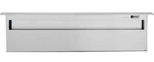 "ZVB36SHSS GE Monogram� 36"" Telescopic Downdraft Vent System - Stainless Steel"