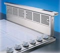 """VIPR162 Viking 36"""" Professional VersaVent Downdraft Vent System with Controls on Top - Stainless Steel"""