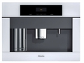 CVA4062BRWS+ Miele Whole Coffee Bean Coffee System - Brilliant White Plus