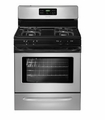 "FFGF3023LM Frigidaire 30"" Freestanding Gas Range with Quick Boil - Silver Mist"