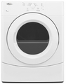 WGD9051YW Whirlpool Gas Dryer with AccuDry Drying System - White
