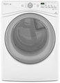WGD80HEBW Whirlpool Duet 7.4 cu. ft. Front Load Gas Dryer with Eco Monitor - White