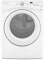 WGD70HEBW Whirlpool Duet 7.4 cu. ft. Front Load Gas Dryer with Advanced Moisture Sensing - White
