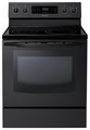NE595R0ABBB Samsung 5.9 cu. ft. Large Capacity Electric Range - Black