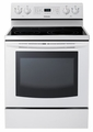 NE595R0ABWW Samsung 5.9 cu. ft. Large Capacity Electric Range - White