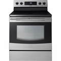 FER300SX Samsung 4 Element Electric Range - Stainless Steel