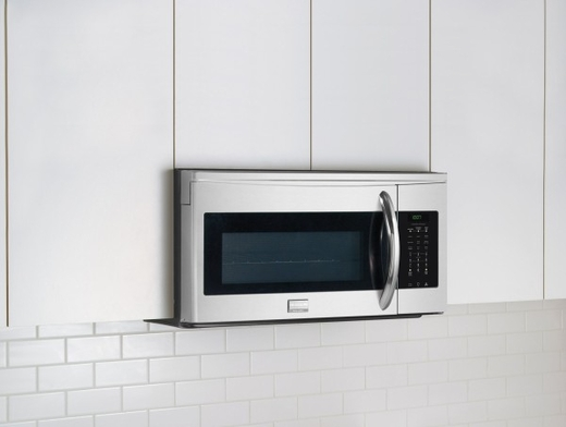 FGMV154CLF Frigidaire Gallery 1.5 Cu. Ft. Over-The-Range Microwave with Convection - Stainless Steel