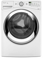 WFW86HEBW Whirlpool Duet Steam 4.1 cu. ft. Front Load Washer with Presoak option - White