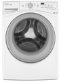 WFW80HEBW Whirlpool Duet 4.1 cu. ft. Front Load Washer with TumbleFresh option - White