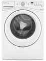 WFW70HEBW Whirlpool Duet 4.1 cu. ft. Front Load Washer with the Cold Wash cycle - White