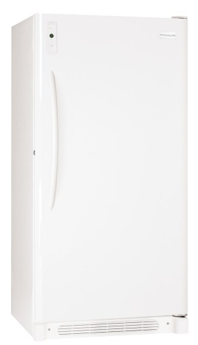FFU17F5HW Frigidaire 16.7 Cu. Ft. Frost Free Upright Freezer - White