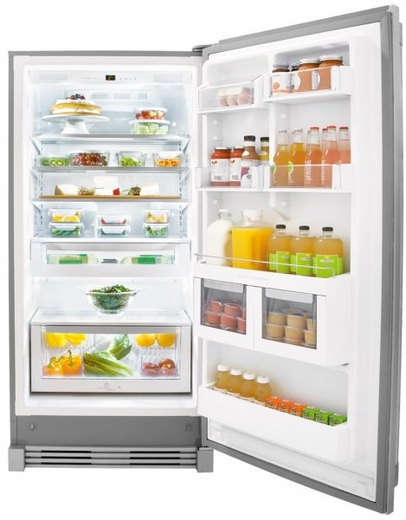 "E32AR75JPS Electrolux Icon Professional Series 32"" Upright Built-in All Refrigerator - Stainless Steel"