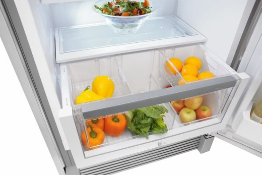 "E32AR75JPS Electrolux Icon Professional Series Counter Depth 32"" Upright Built-in All Refrigerator - Stainless Steel"