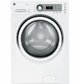 GFWH1400DWW GE Energy Star 4.1 Cu. Ft. Front Load Washer - White