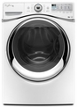 WFW96HEAW Whirlpool  4.3 cu. ft. Duet Front Load Washer with Precision Dispense Ultra - White