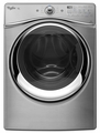 WFW94HEAC Whirlpool 4.3 cu. ft. Duet Front Load Washer with Precision Dispense - Chrome Shadow