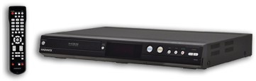 MDR537H Magnavox DVD Recorder with 1 Terabyte Built-in Hard Drive & Digital Tuner