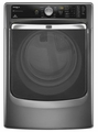 MED8000AG Maytag Maxima XL HE Electric Steam Dryer with a Quiet SoundGuard Drum - Granite