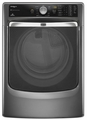 MED7000AG Maytag Maxima XL HE Electric Steam Dryer with Wrinkle Prevent - Granite